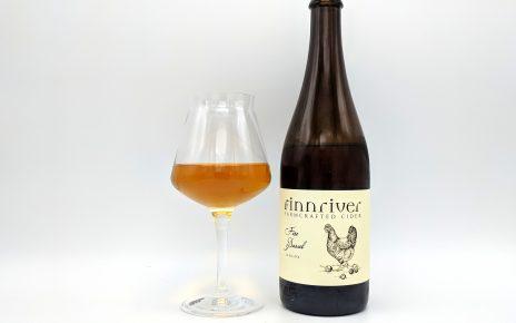 Finnriver Cider Fire Barrel