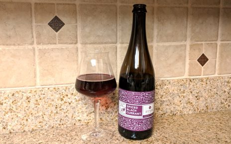 Stem Ciders Spiced Black Currant