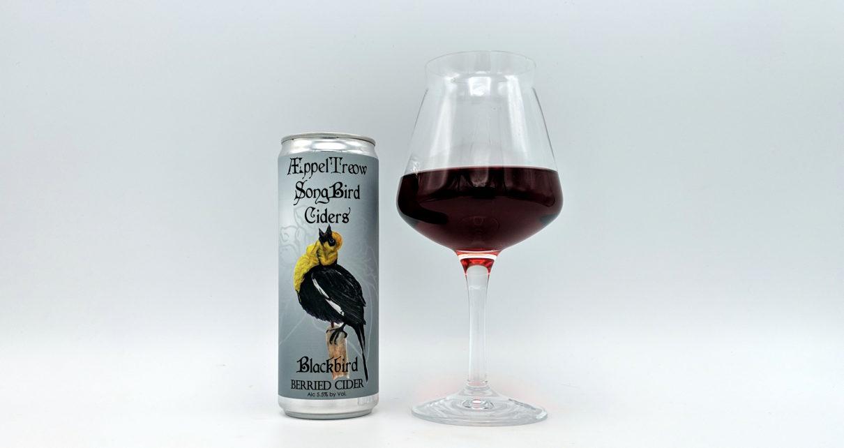 AEppelTreow Blackbird Berried Cider