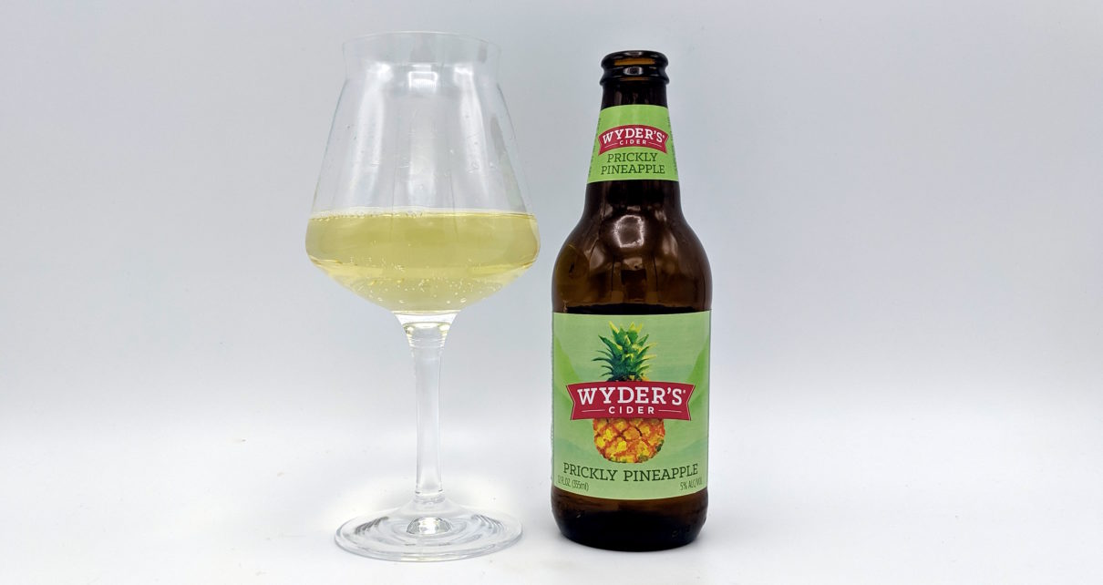 Wyder's Hard Cider Prickly Pineapple