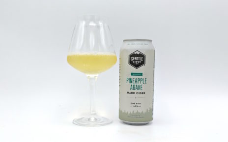 Seattle Cider Co Pineapple Agave