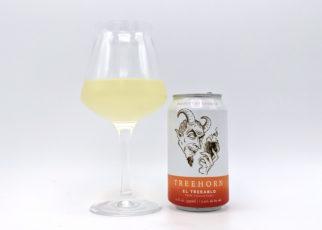 Treehorn Cider El Treeablo
