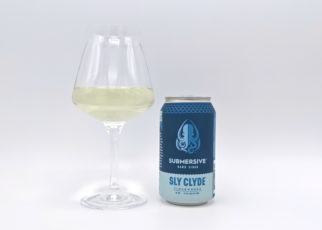 Sly Clyde Ciderworks Submersive Hard Cider