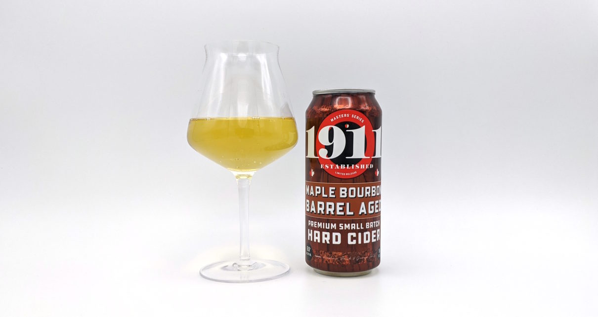 1911 Established Maple Bourbon Barrel Aged