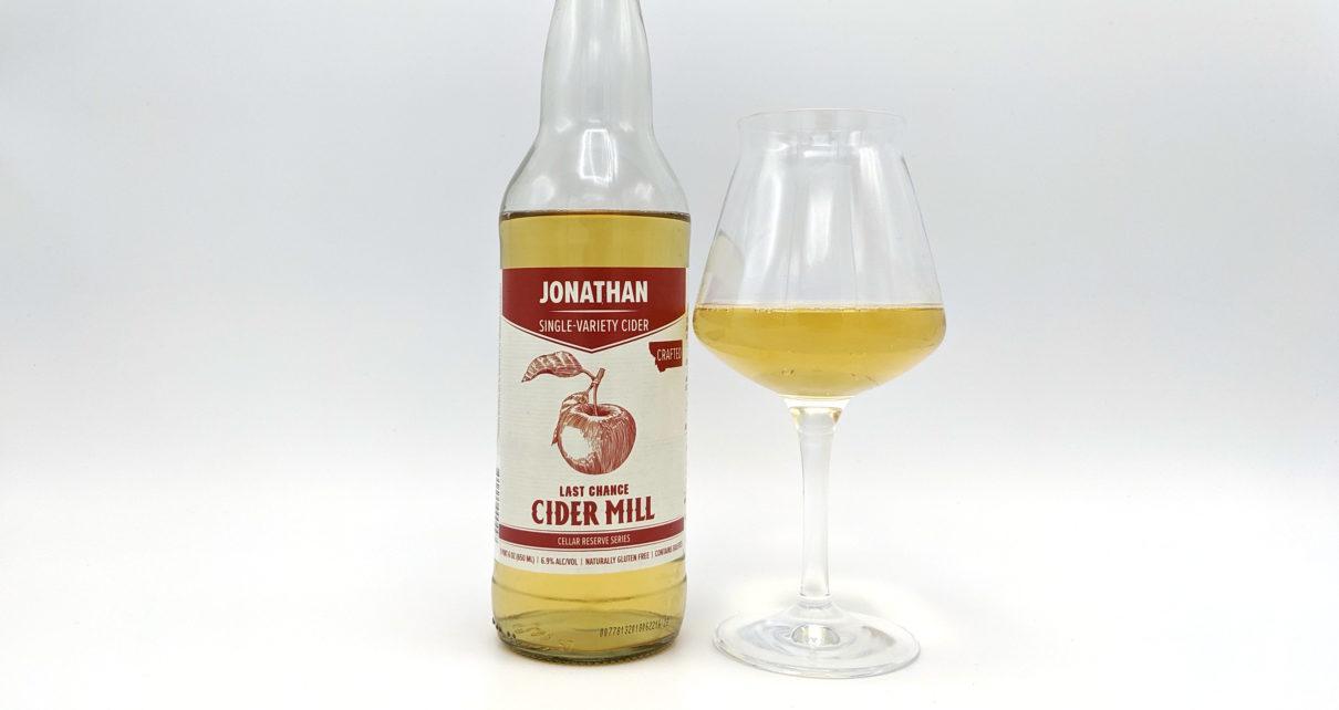 Last Chance Cider Mill Jonathan