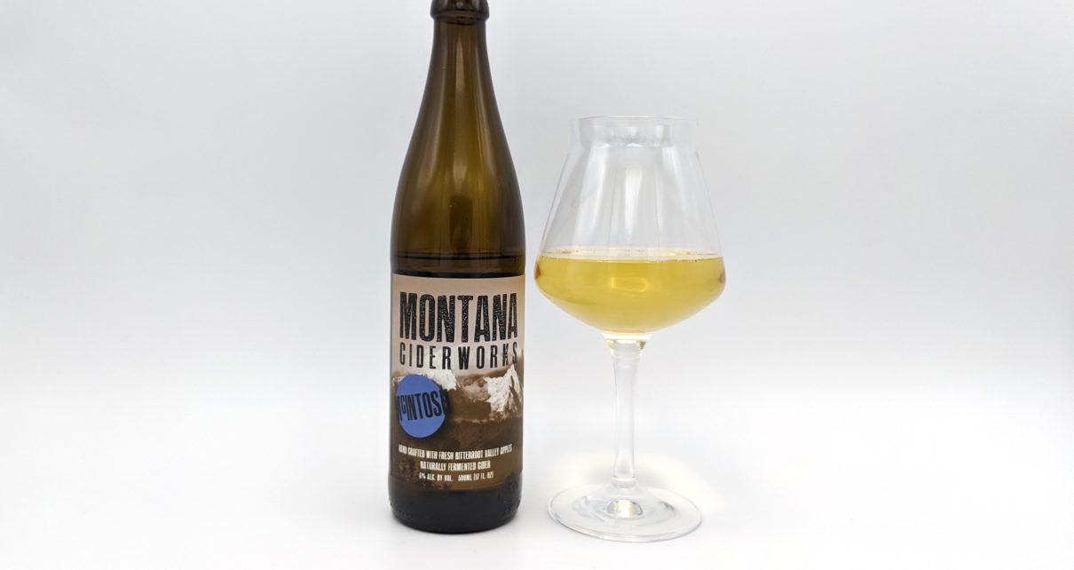 Montana CiderWorks McIntosh