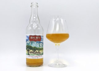 Big B's Hard Cider White Buffalo