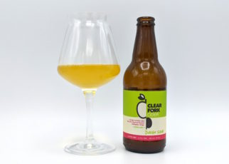 Clear Fork Cider Dolgo Sour