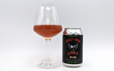 Krazy Farm Cider 51/50