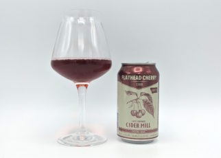 Last Chance Cider Mill Flathead Cherry