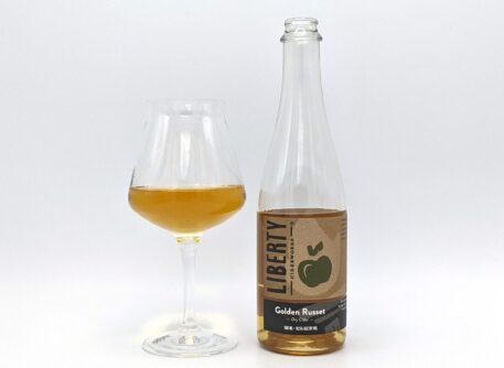 Liberty Ciderworks Golden Russet