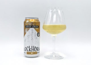 Lockhorn Hard Cider Crazy Ginger