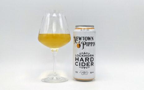 Lockhorn Hard Cider Newtown Pippin