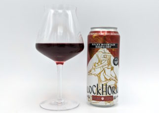 Lockhorn Hard Cider Rocky Mountain Raspberry