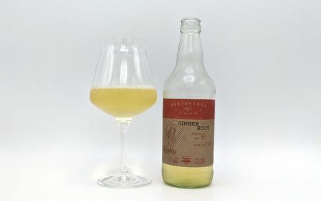 Meriwether Cider Co Ginger Root