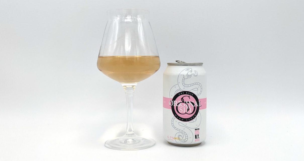 Original Sin Dry Rose