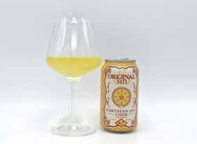 Original Sin Northern Spy Cider