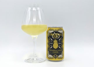Original Sin Pineapple Haze Cider