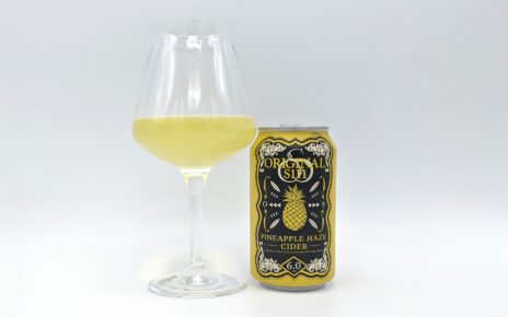 Original Sin Pineapple Haze Cider