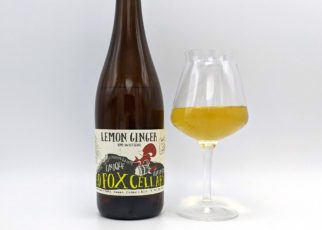Red Fox Cellars Lemon Ginger