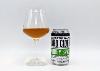 Rev Nats Hard Cider Abbey Spice