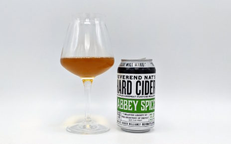 Rev Nats Hard Cider Abbey Spice