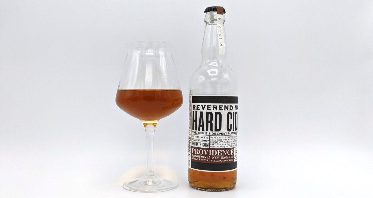 Rev Nat's Hard Cider Providence