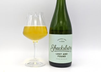 Shacksbury Craft Cider Lost and Found