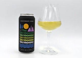 Shacksbury Craft Cider The Vermonter