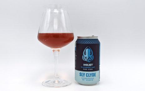 Sly Clyde Ciderworks Inkjet