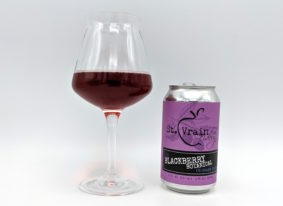 St Vrain Cidery Blackberry Botanical