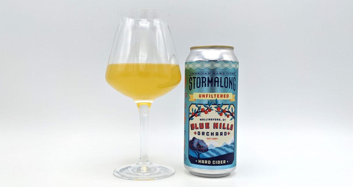 Stormalong American Hard Cider Blue Hills Orchard
