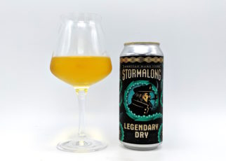 Stormalong American Hard Cider Legendary Dry