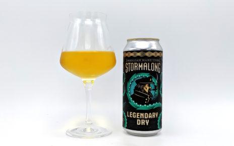 Stormalong American Hard Cider Legendary Dry
