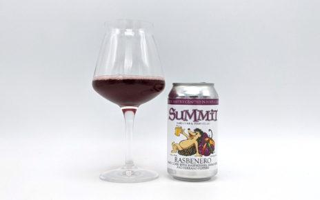 Summit Hard Cider Rasbenero