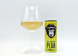 The Infinite Monkey Theorem Urban Winery Dry Hopped Pear Cider