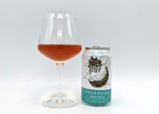 Treehorn Cider Forest Moon