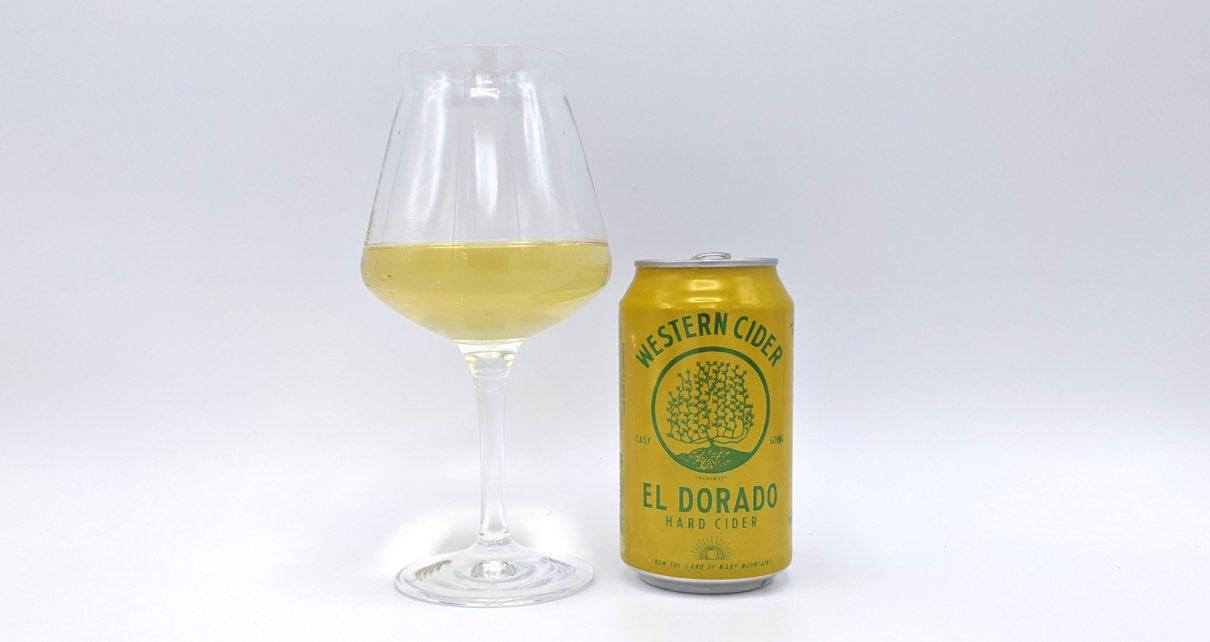 Western Cider Co El Dorado